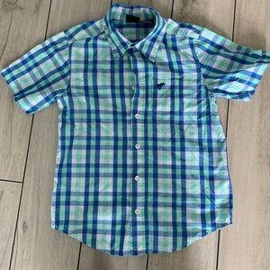Boys Wrangler dress shirt size 8